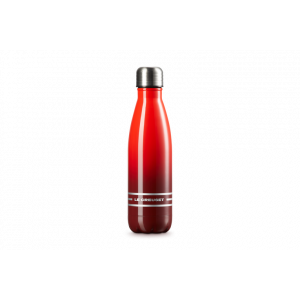 Bouteille Isotherme Inox 500ml Cerise Le Creuset