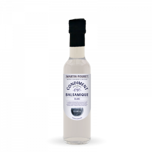 Condiment Balsamique Blanc 25cl Martin Pouret
