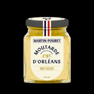 Moutarde d'Orléans Onctueuse 95g Martin Pouret