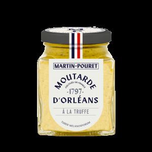 Moutarde d'Orléans à la Truffe 95g Martin Pouret