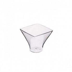 Verrines Transparentes Design 6,5 cl Very Verrines (x12)