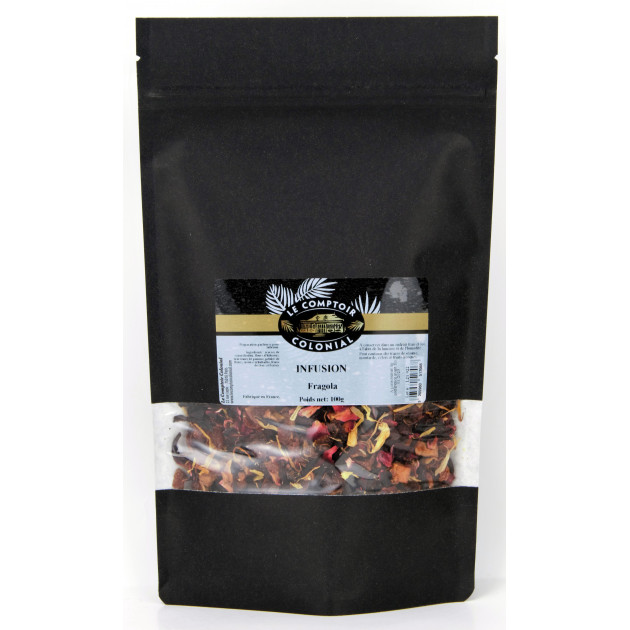 Infusion Fragola 100g