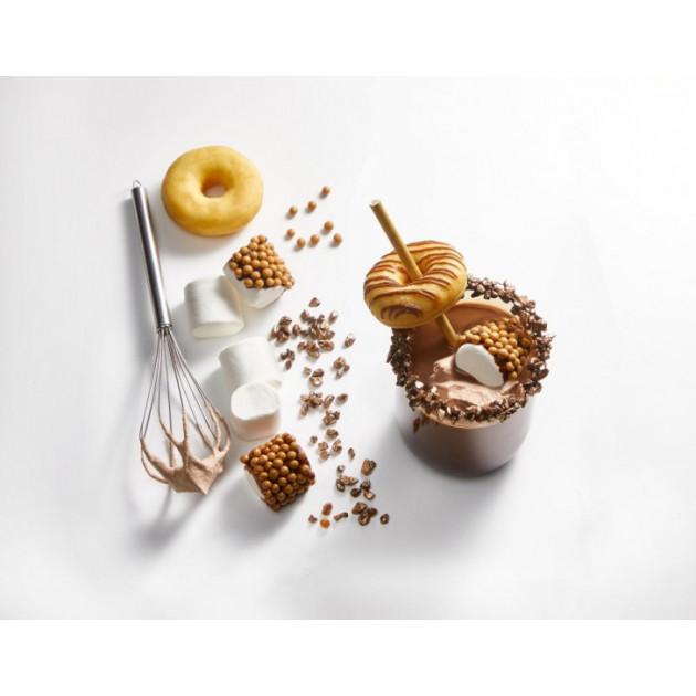 Utilisations des Perles Chocolat Caramel Salé