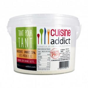 Tant pour Tant Sucre Glace/Poudre Amande 1kg Cuisineaddict