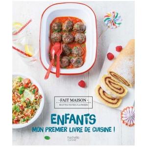 FIN DE SERIE Livre de recettes Enfants, chez Hachette