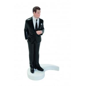Figurine Mariage Marié 15 cm