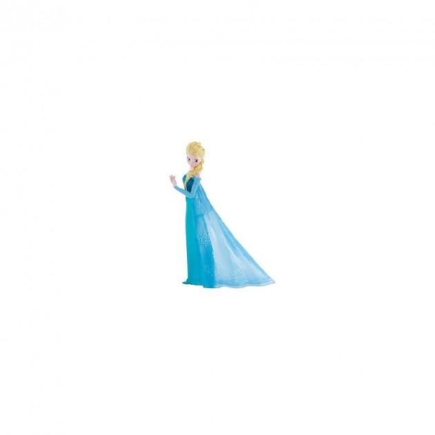 Kit Décor Gâteau La Reine des Neiges Elsa et Olaf (5 pièces)
