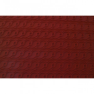 Tapis Relief silicone Frise 30 mm