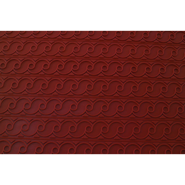 Tapis Relief silicone Frise 30 mm - Tapis de cuisson 560 x 390 mm
