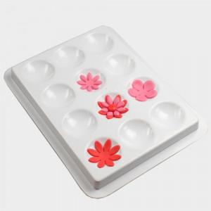 Support pour pétales et fleurs en pâte à sucre JEM