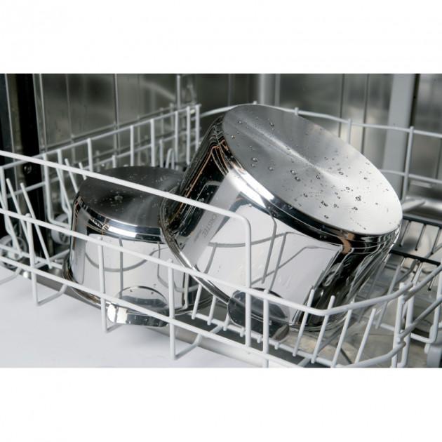 Passage au lave-vaisselle du Faitout Casteline de chez Cristel