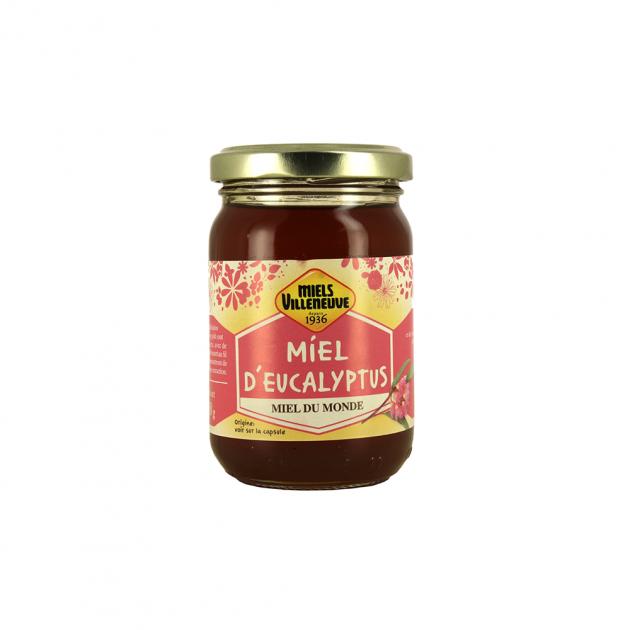 Miel d'Eucalyptus 250 g Miels Villeneuve