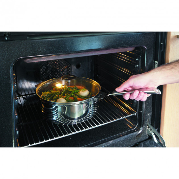 Cuisson Induction avec Collection Casteline Amovible