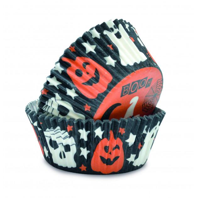 Caissettes Halloween (x36) - Scrapcooking