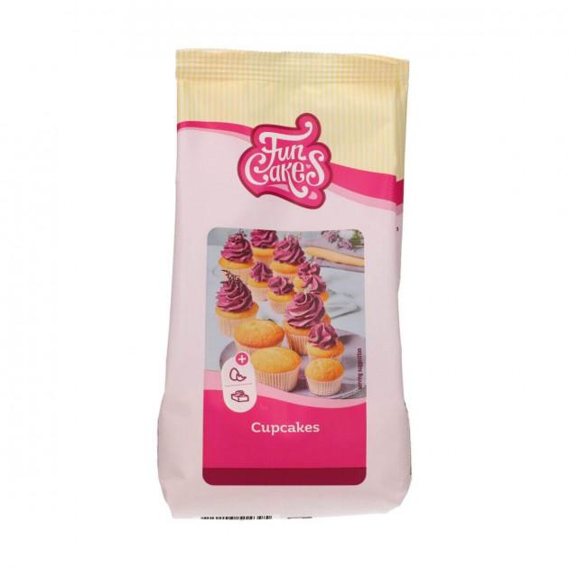 Préparation pour Cupcakes Funcakes 500 g
