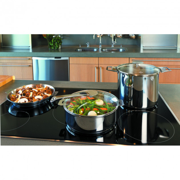 Cuisinez sur l'induction - Collection Casteline