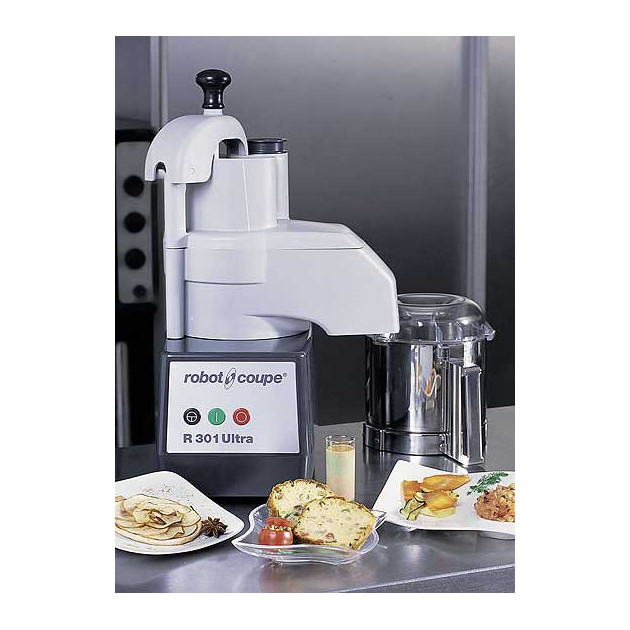 Combine Cutter / coupe legume R301 Ultra robot-coupe