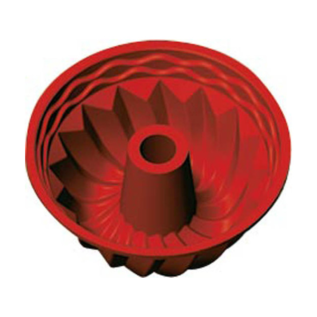Moule a Kouglof en silicone Bake Flex 22 cm Guery