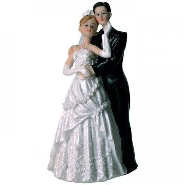 Figurine Mariage Maries Elegant 15 cm