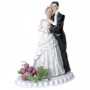Figurine Mariage Mariés Eternel 11 cm