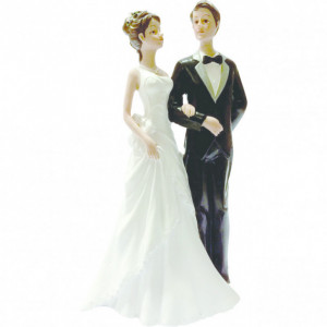 Figurine Mariage Première Danse 16 cm