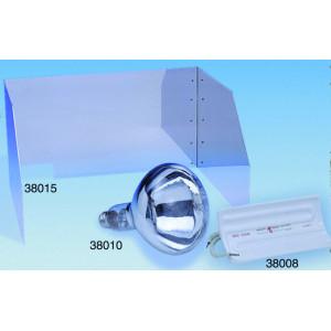 Ampoule à vis 375 W pour lampe à sucre