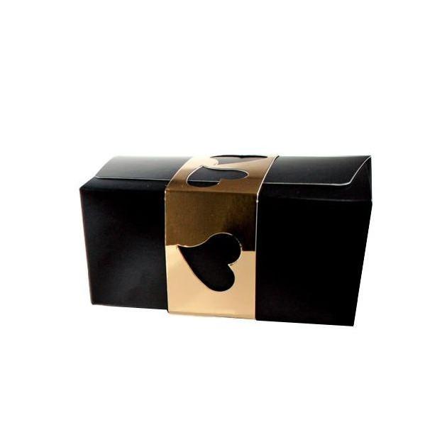 FIN DE SERIE Kit Ballotins Noirs (x5) Gatodeco