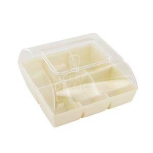 Boîte Blanche pour 6 Macarons Gatodéco