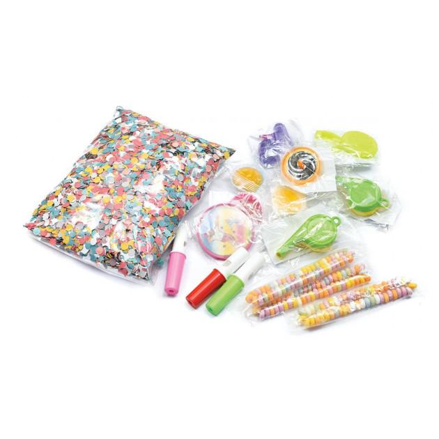 Bonbons et Jouets pour Piñata Scrapcooking