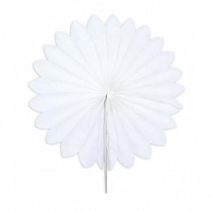 FIN DE SERIE Mini Rosace Papier Blanc (x3) Scrapcooking