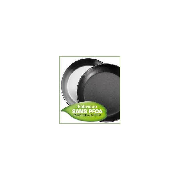 Tous les ustensiles anti-adhesifs Cristel sont garantis sans PFOA