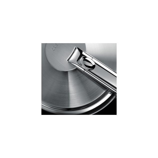 exemple d'utilisation de la poignee Zenith de Cristel (articles vendus separement)