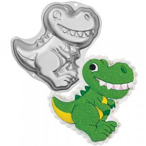 Moule à gâteau 3D Dinosaure Wilton