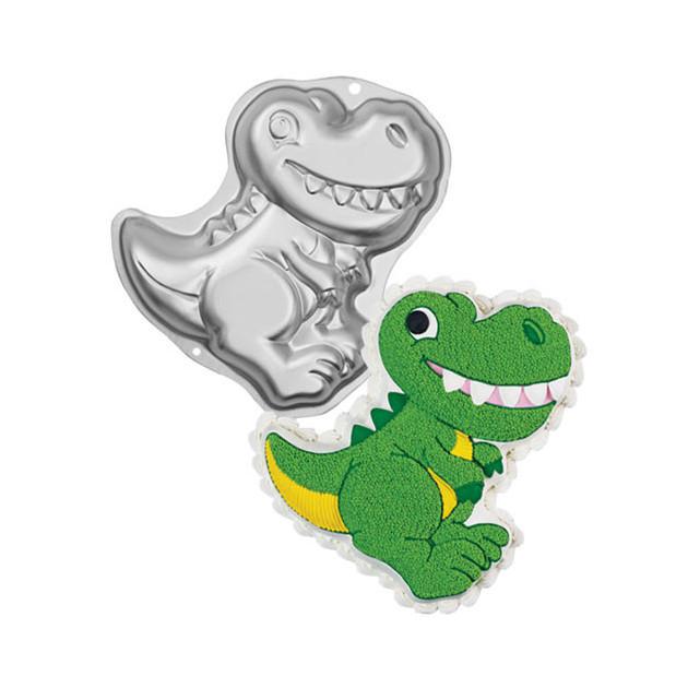 Moule a gateau 3D Dinosaure Wilton