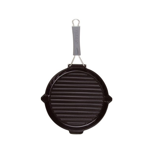 Poele grill compatible induction