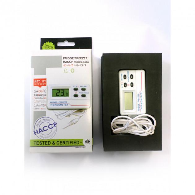 Thermometre Digital pour congelateur et refrigerateur