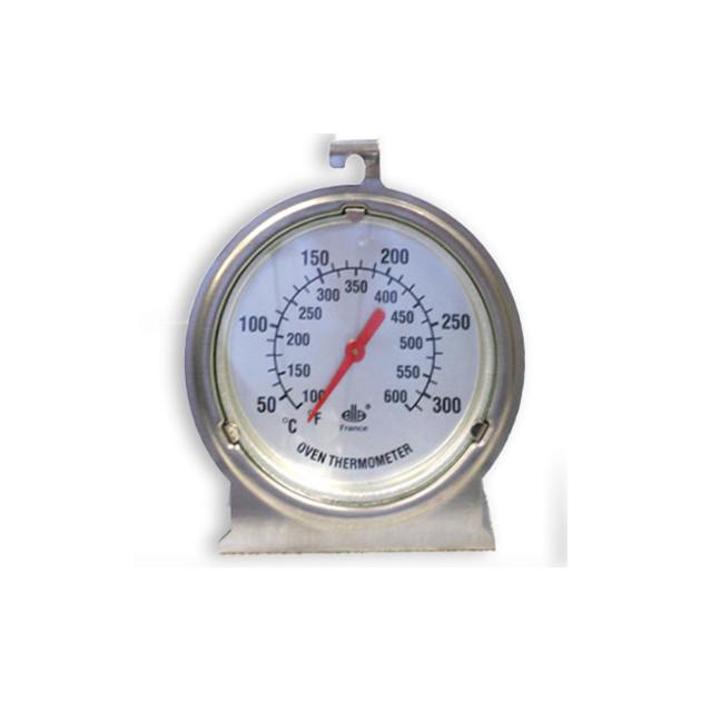 Thermometre Four gros cadran +50°C +300°C