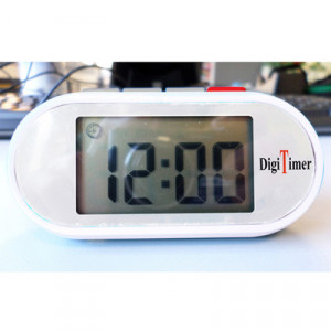 Minuteur Digital aimanté et accrochable