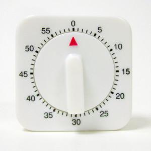 Minuteur de cuisine mécanique petit modèle