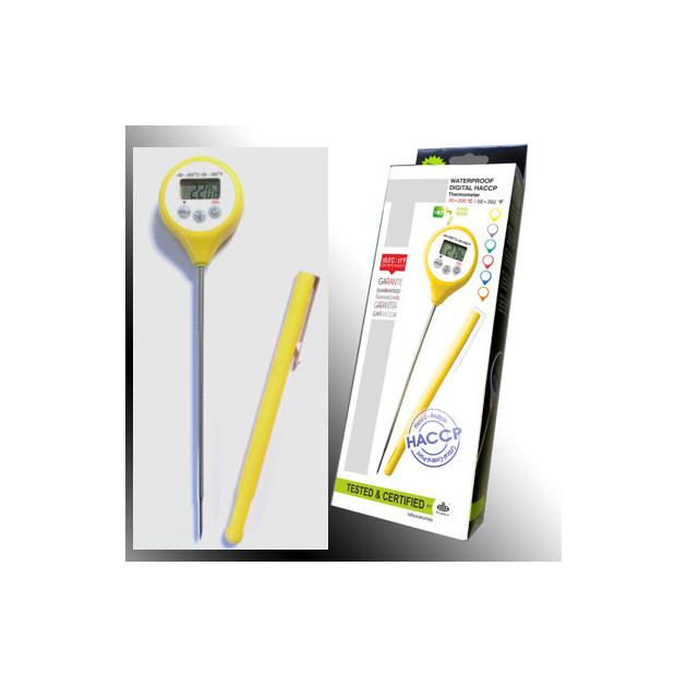 Thermometre a Sonde et Digital HACCP