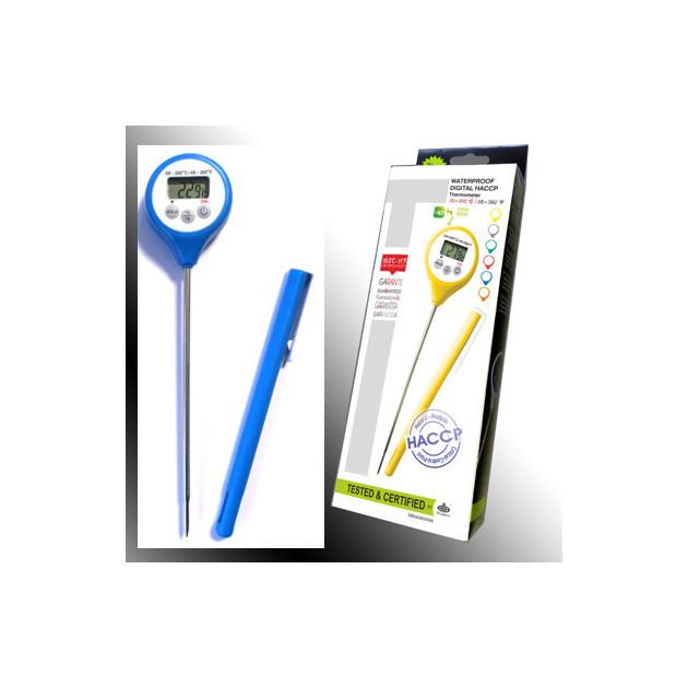 Thermometre Digital a Sonde HACCP etanche