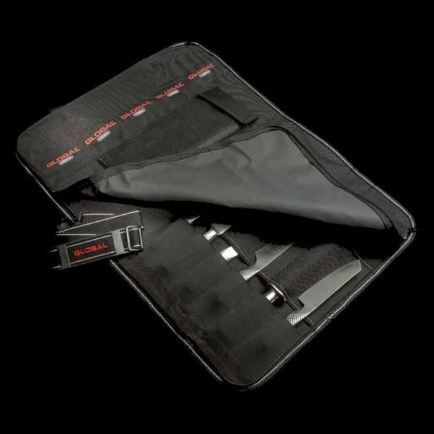 Trousse a couteaux semi-rigide Global GS667-16 (2)