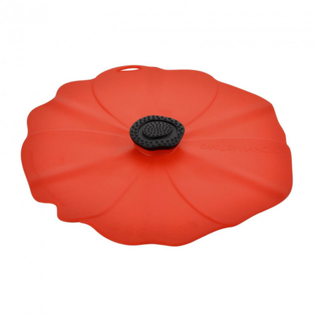 Couvercle Silicone Coquelicot 33 cm Charles Viancin
