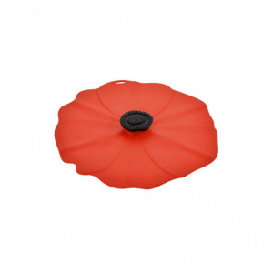 Couvercle Silicone Coquelicot 20 cm Charles Viancin