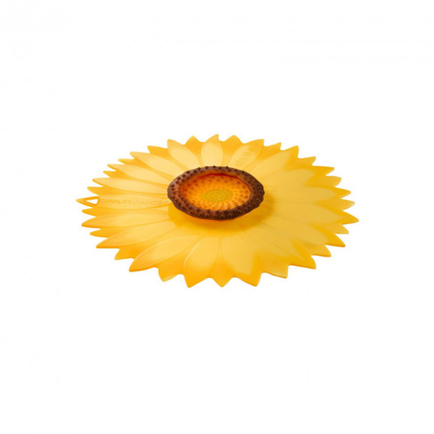 Couvercle Silicone Tournesol 23 cm Charles Viancin