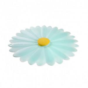 Couvercle Silicone Marguerite Bleu 28 cm Charles Viancin