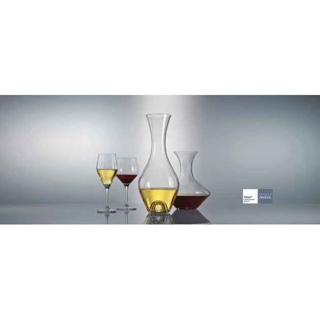 FIN DE SERIE Verre a Vin Rouge Bourgogne suggestion de présentation