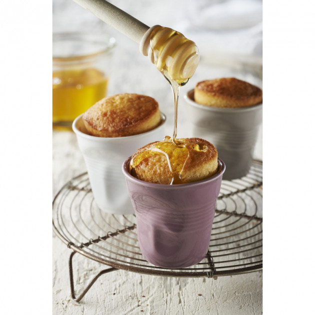 Realisation de muffins dans les Gobelets Froisses Revol