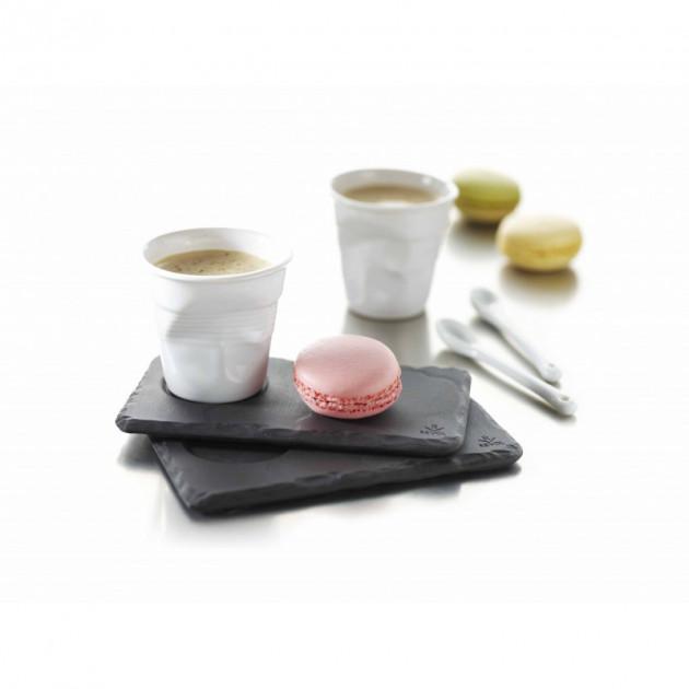 Cafe gourmand dans le Gobelet Froisse Revol