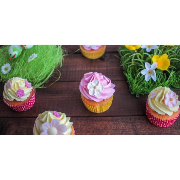 Realisation de Cupcakes avec le Color'Arome ScrapCooking